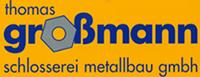 Logo Thomas Großmann - Schlosserei Metallbau GmbH